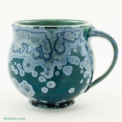 Crystalline Glaze Mug by Andy Boswell #AB00684