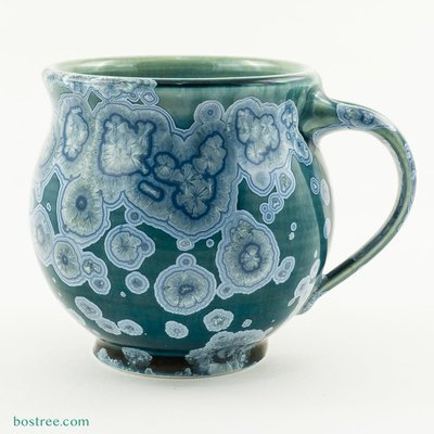 Crystalline Glaze Mug by Andy Boswell #AB00685