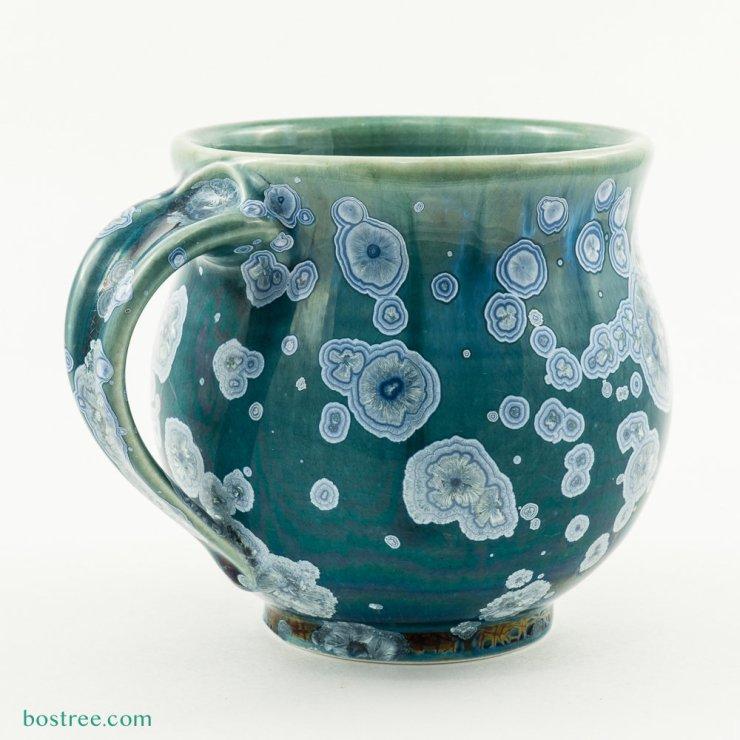 Crystalline Glaze Mug by Andy Boswell #AB00692