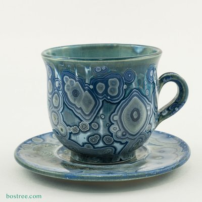 Crystalline Glaze Mug by Andy Boswell #ABCS009