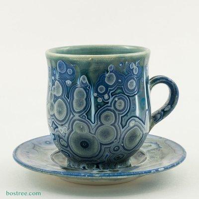 Crystalline Glaze Mug by Andy Boswell #ABCS015