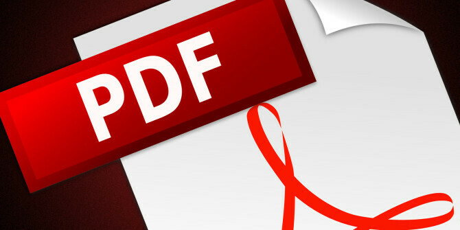 DIGITAL PDF COLLECTIONS AND SUBSCRIPTIONS