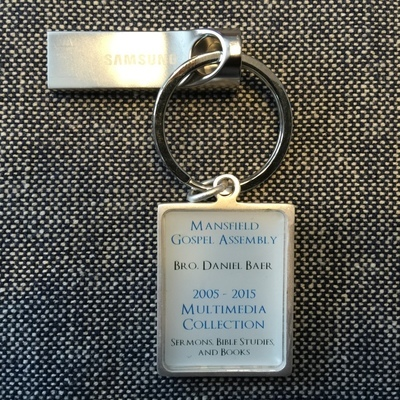 MASTER COLLECTION 2005 to 2015 USB Flash Drive