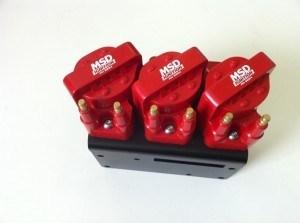 3 Coils, Bracket, Wiring Kit & Hardware
