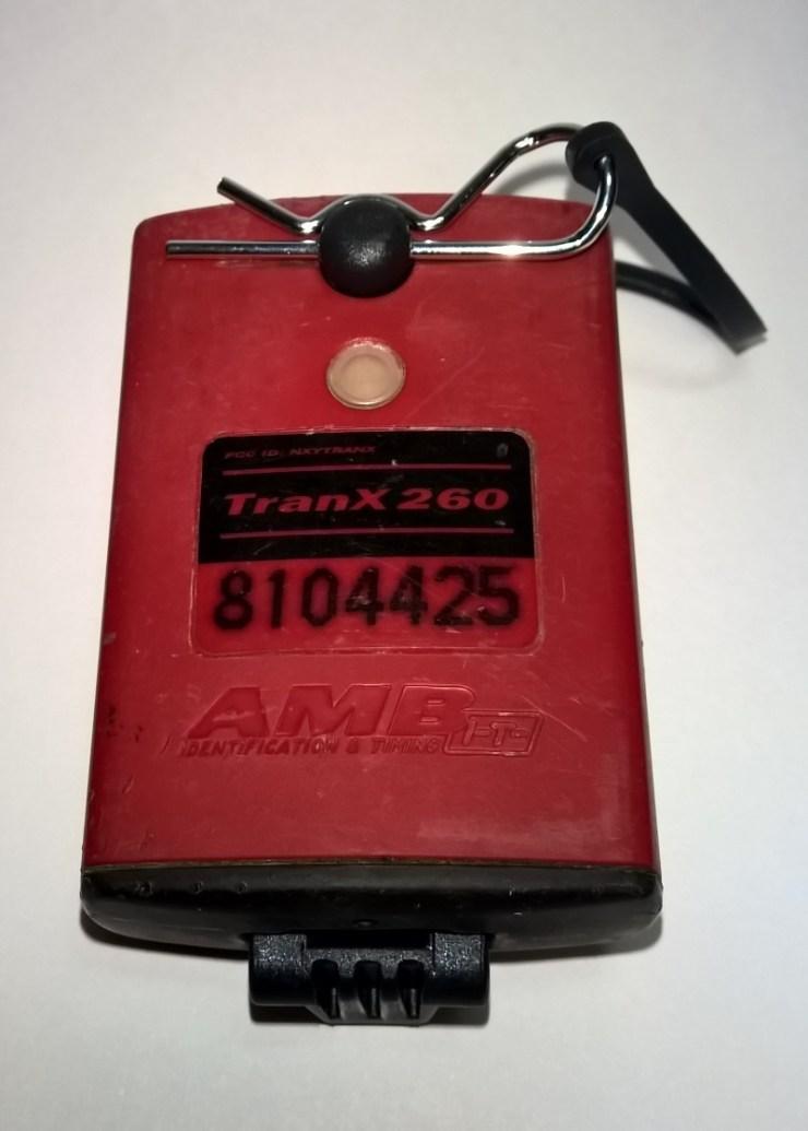 TranX 260 Car/Bike Classic Racing Transponder AMB MyLaps