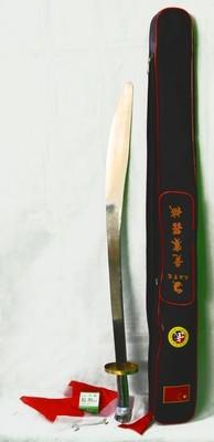 Sable Oficial de Wu Shu Flexible para competencia