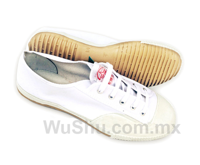 Tenis Top One Blancos