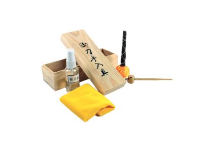 Kit de Mantenimiento y limpieza para Katanas