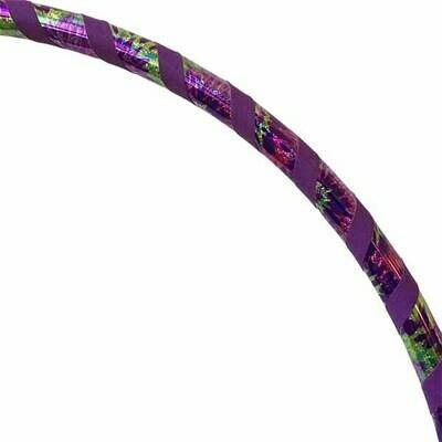 Happy Tie Dye - Purple Hula Hoop