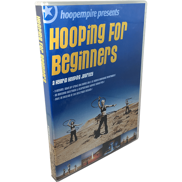 Hooping for Beginners DVD