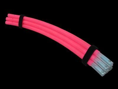 Hot Pink (Fluorescent) Polypro Travel Hoop