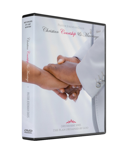 FEBRUARY SPECIAL-Christian Courtship and Marriage [DVD Set] 00027