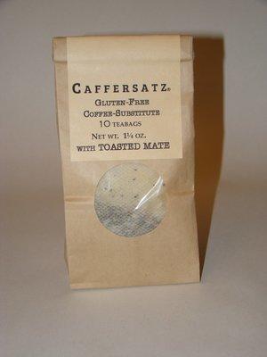 Caffersatz---Pkg. of 10 tbags:  $7.00 + FREE SHIPPING