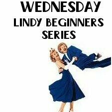 BEGINNERS LINDY HOP Classes - September 4 - Oct. 2nd