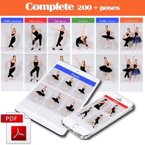 300+ poses (PDF Download) 000004
