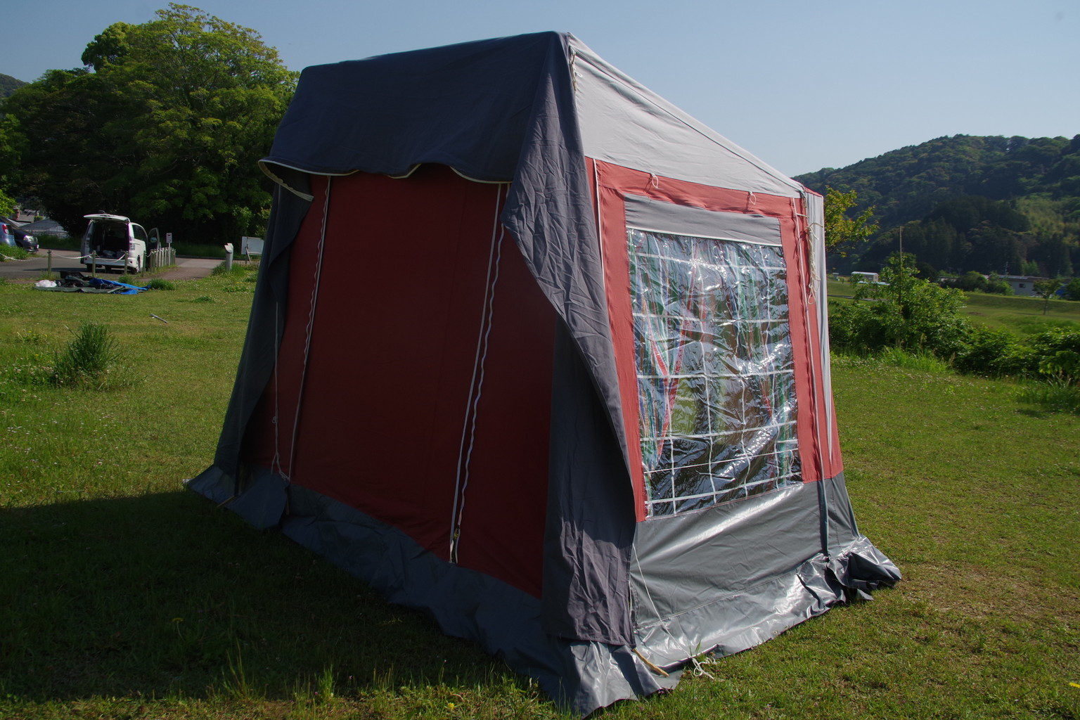 英国製 Royal Camp カーサイドテント サンテレスタイル 極上美品