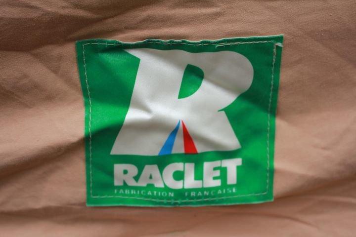 ラクレ フランス 大型サイズのウミウシテント ヴィンテージ幕 フレームテント Racret
