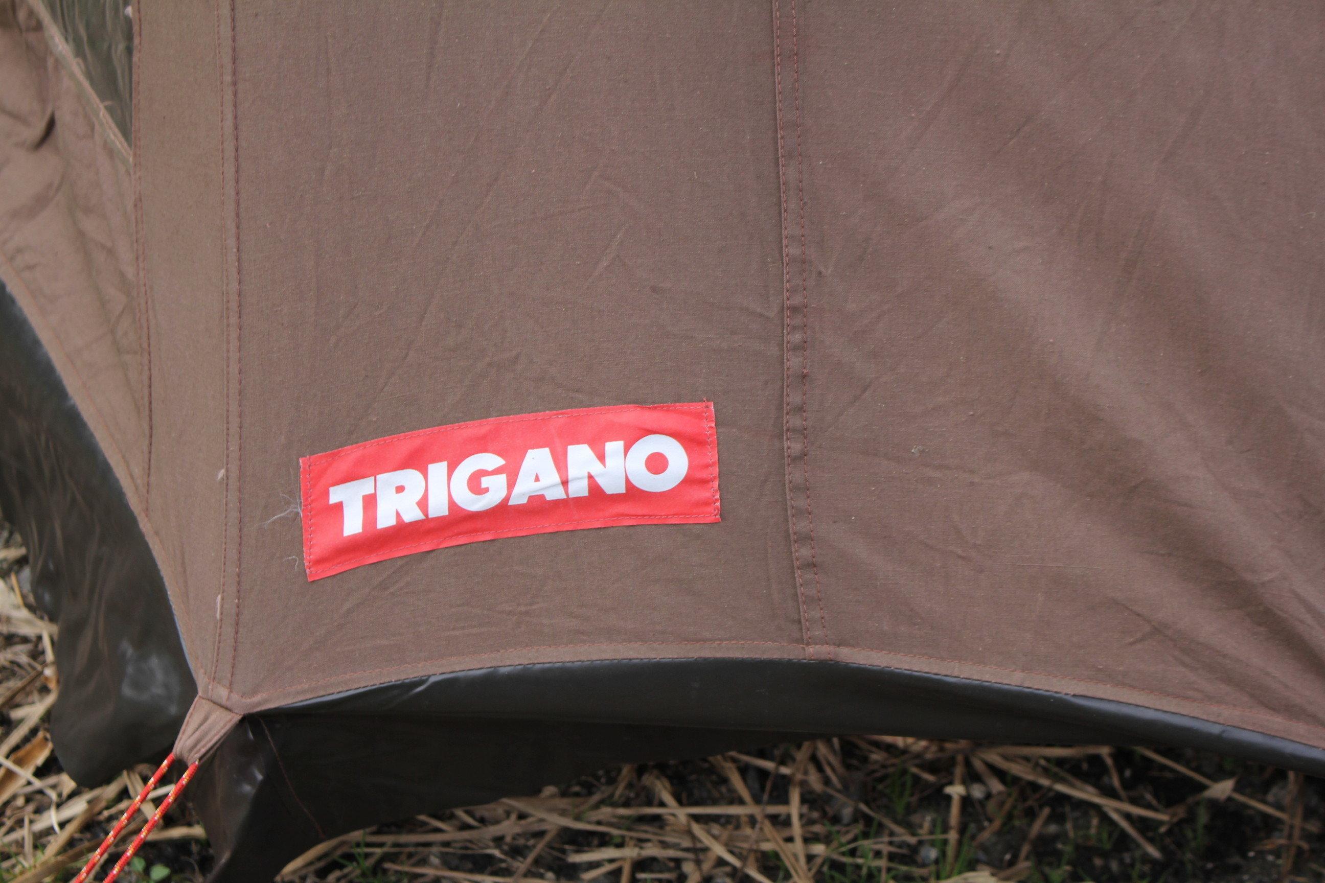 トリガノ オールドリッジテント ウミウシタイプ デッドストック  ヴィンテージ幕 フレームテント  Trigano