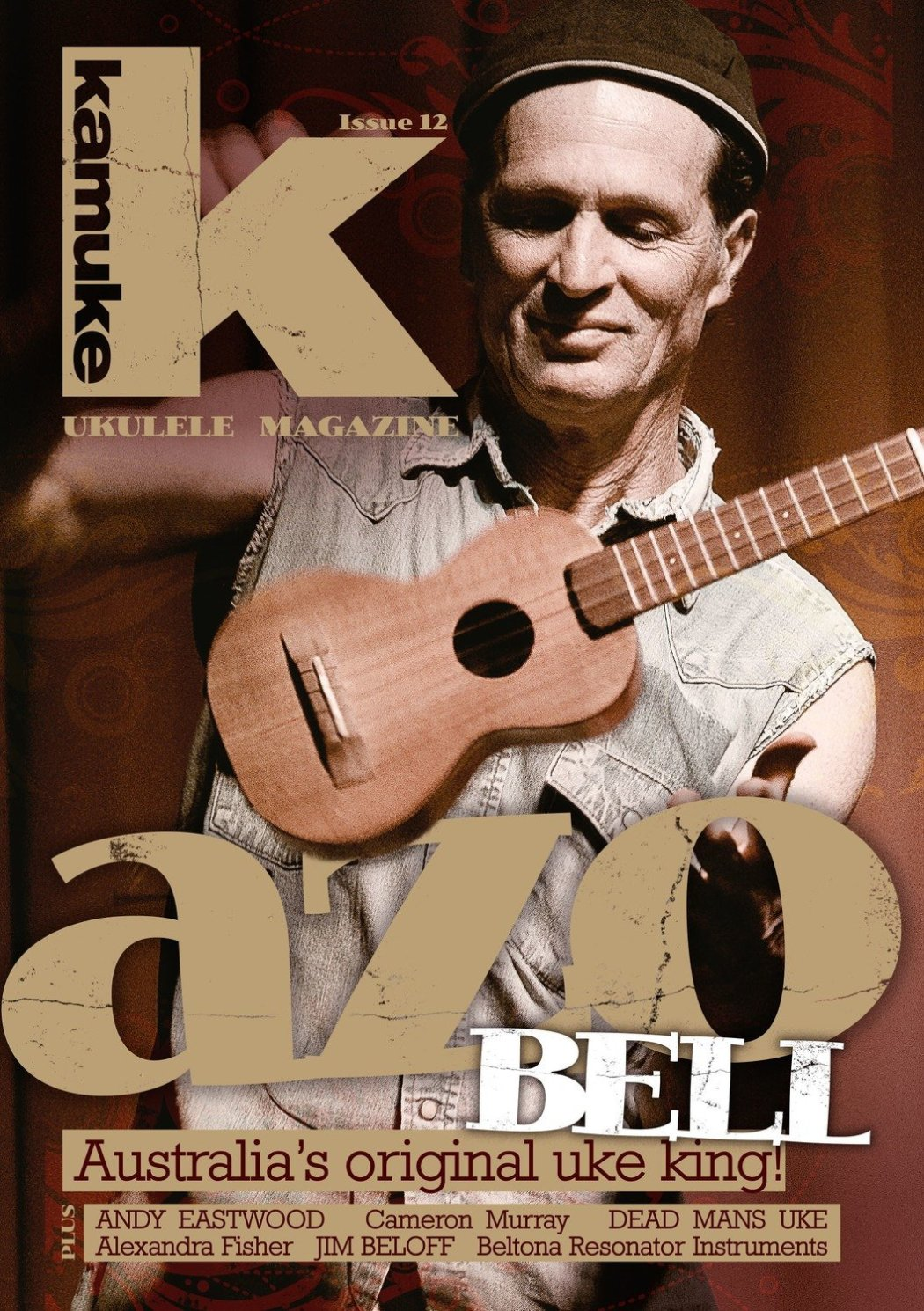 KAMUKE Issue 12