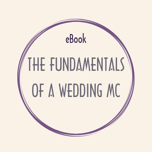 ebook PDF THE FUNDAMENTALS OF A WEDDING MC ebook pdf mc wedding fundamentals