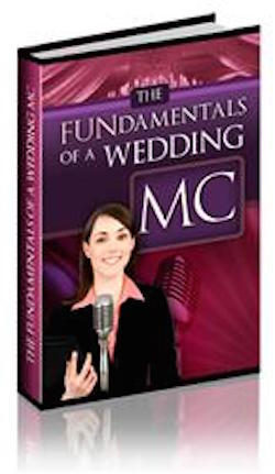 ebook PDF public speaking THE FUNDAMENTALS OF A WEDDING MC ebook pdf mc wedding fundamentals