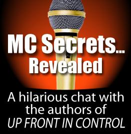 audio MP3 corporate MC SECRETS ... Revealed. Hilarious interview with authors Peter Miller and Ron Tacchi audio mcsecrets interview