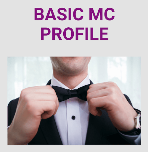 MC DIRECTORY Profile Join Us Basic