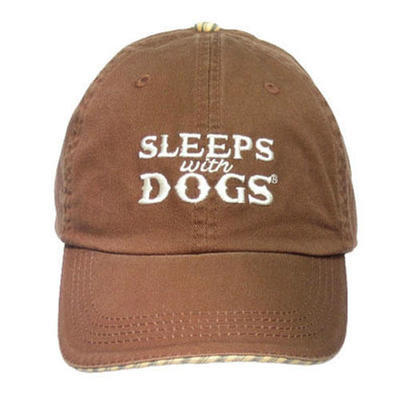 Sleeps with Dogs Cap - Chocolate