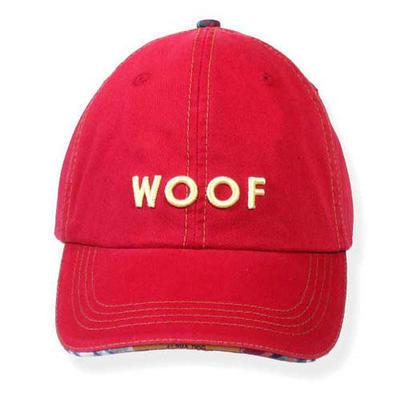 Woof Cap - Red