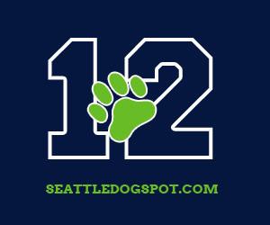 12th Dog Sticker