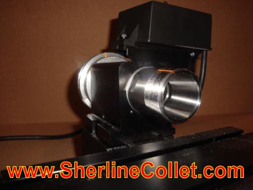 Sherline ER32 Spindle Upgraded Headstock S-ER32