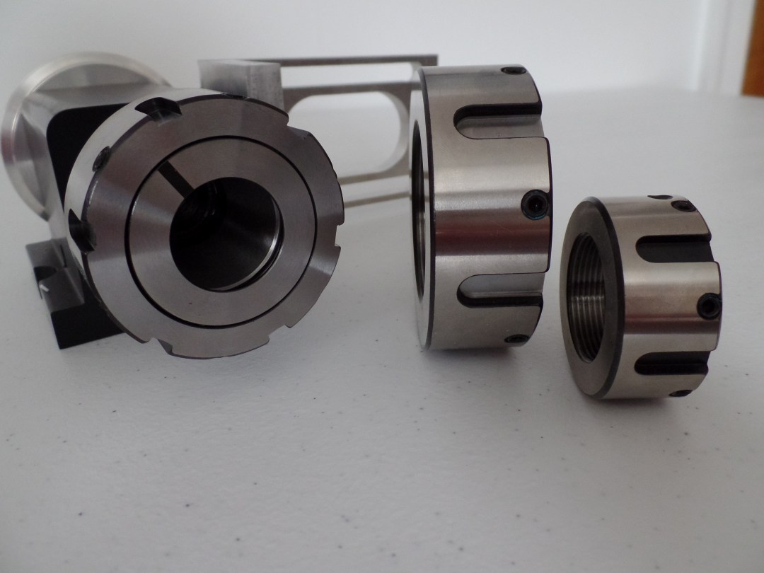 Adjustable ER Collet Nut