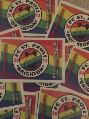 10 x Pride Sticker Pack - Individual 85x55mm