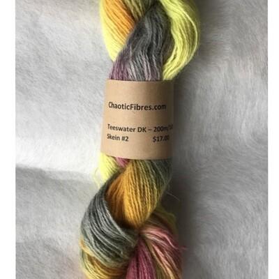 YARN - Teeswater Wool DK - 100g