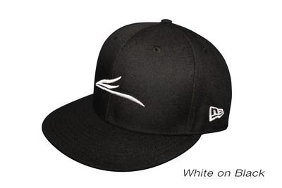Eloh Projects White on Black - Logo Cap