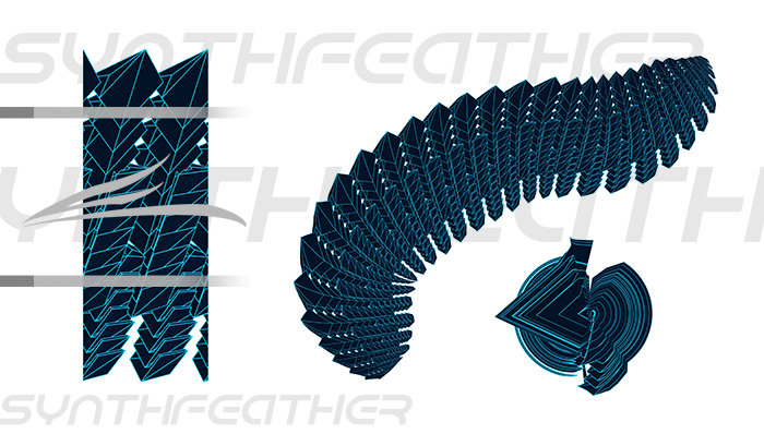 Synth Feather