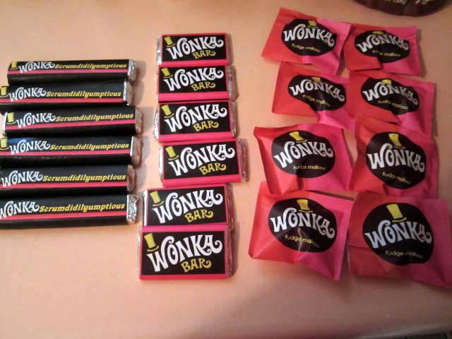 Wonka Contract + Bonus Digital Files