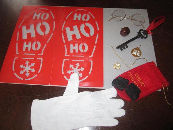 Evidence of Santa Claus Kit