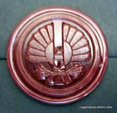 Capitol Wax Seal