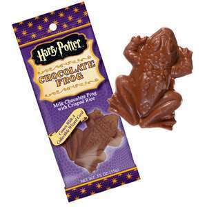 Jelly Belly Harry Potter Chocolate Frog elf1043