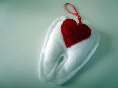 Tooth Fairy Pillow Ornament