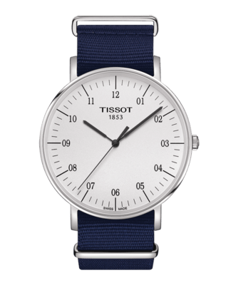 Montre Tissot - collection Everytime Desir