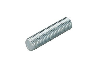 M8 x 25mm Threaded Studs Zinc Plated  Pack of 100