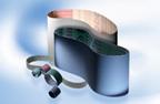 75mm x 2000mm x P36  Premium Cloth Linishing Belts SIA 2829 Zirconium  Pack of 10 Belts