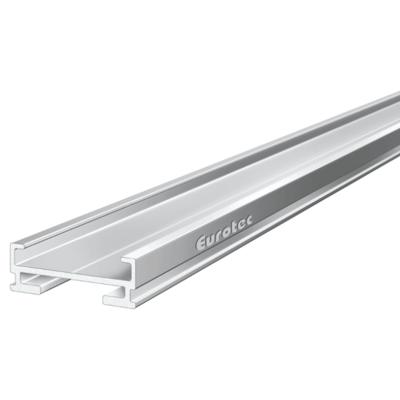 Aluminium Joists for Decking 60mm x 20mm x 2400mm  (1 Length)