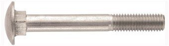 M12 x 160 Coach Bolts A2 Stainless Steel Bag of 5