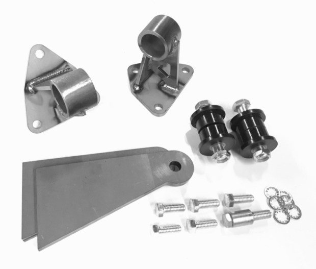 Engine Mount Kit - Gen 3 Chevy Inline 6 (194/230/250/292)
