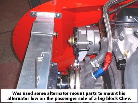 Alternator Mount Kits