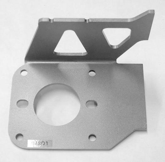Formed Brake Booster Bracket 24801