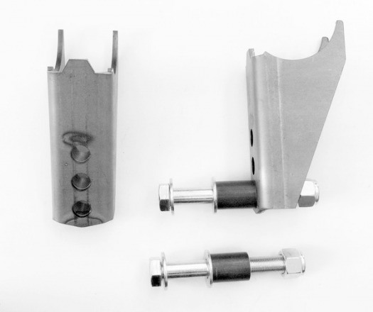 Axle Bracket Kit, for shocks or coil overs 223501-2